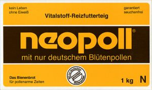 Neopoll N - Vital-Reizfutterteig