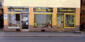 Imkereibedarf Bährle, Elisenstr. 1a in Aschaffenburg