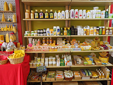 Pflegeprodukte mit Honig und Propolis bei Imkereibedarf Bährle