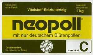 Neopoll C - Vital-Reizfutterteig